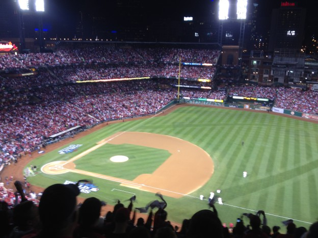 Game 5 2013 WS