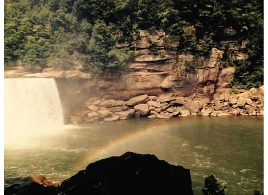 cumberland falls rainbow